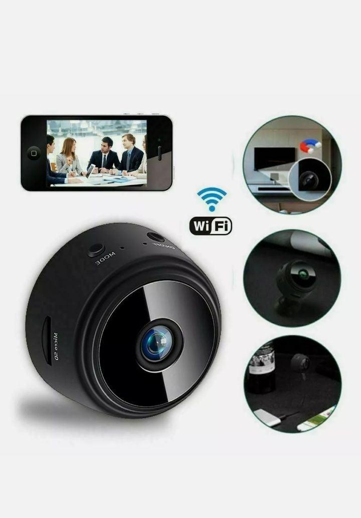 Mini Hidden Spy Camera Wifi Wireless Nig