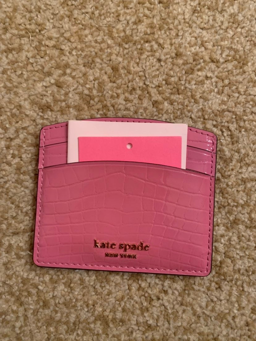 New Kate Spade Card Wallet