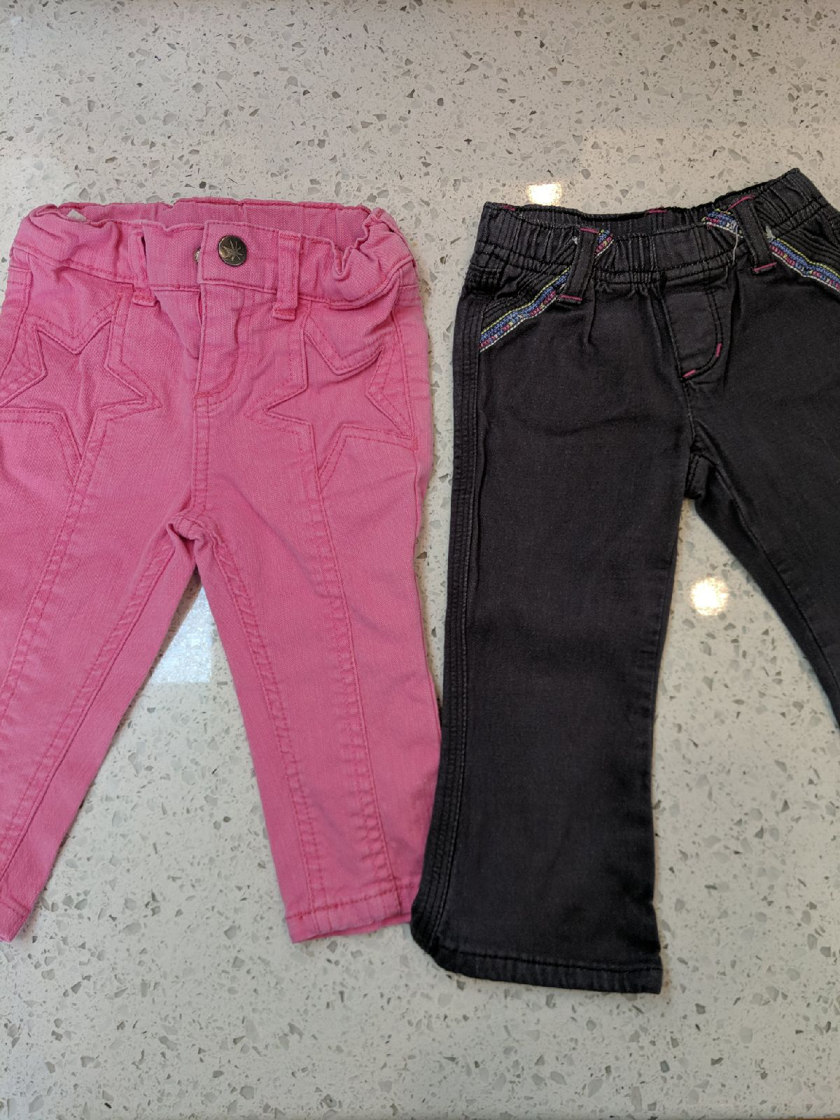 Toddler girls Jeans size 2T