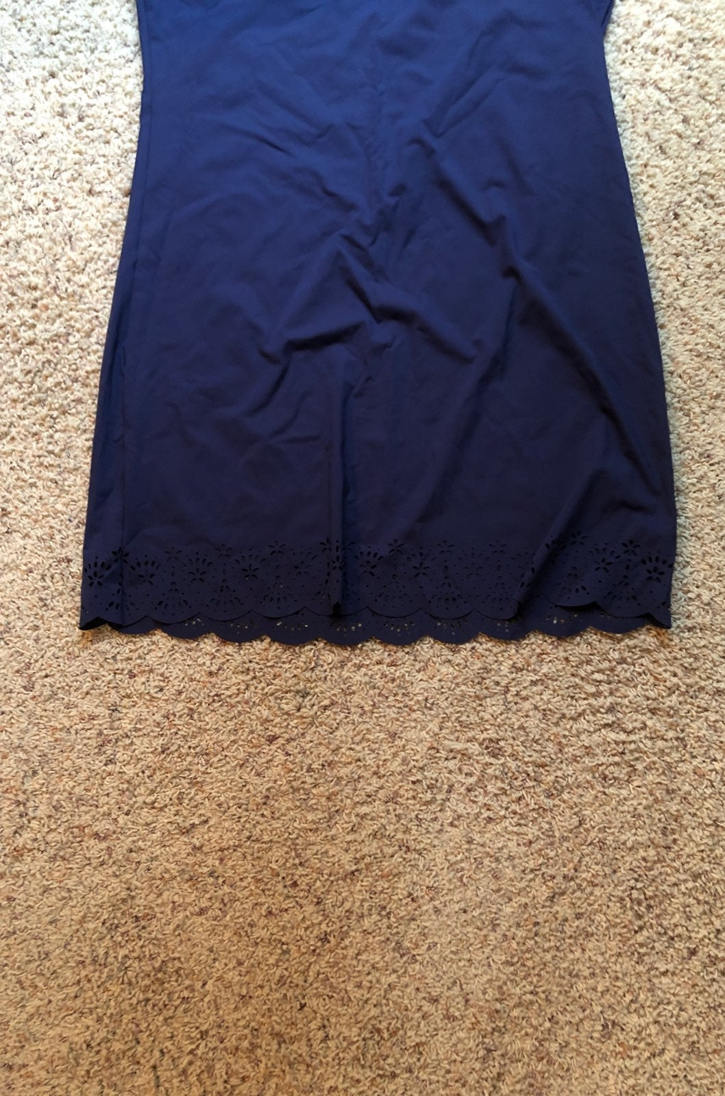 Lands End Swim  Dress Coverup