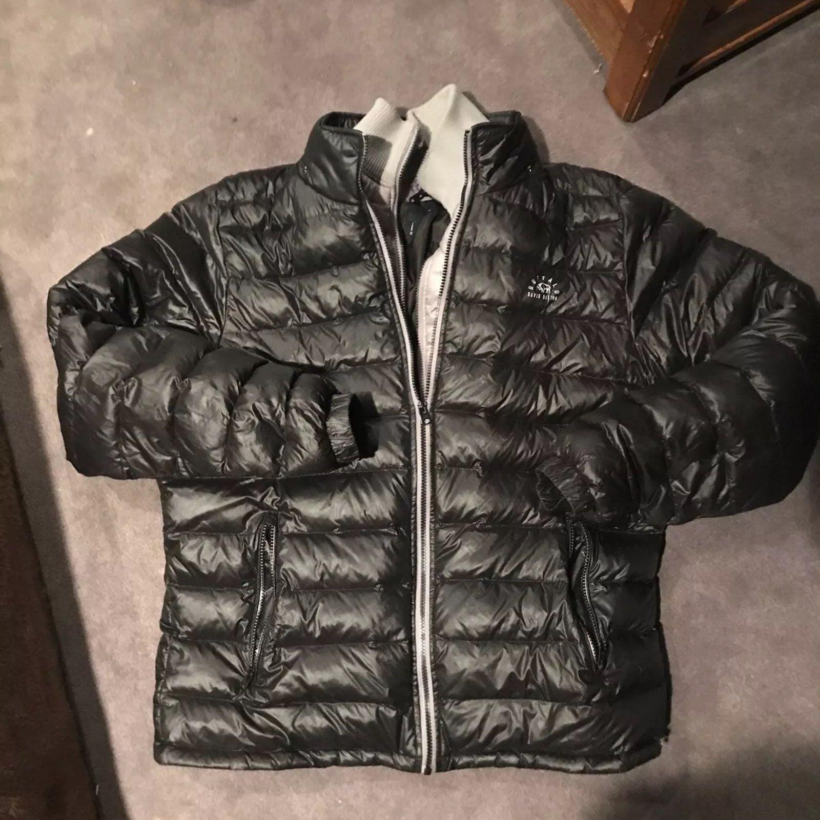 Buffalo / David Bitton Puffer Jacket