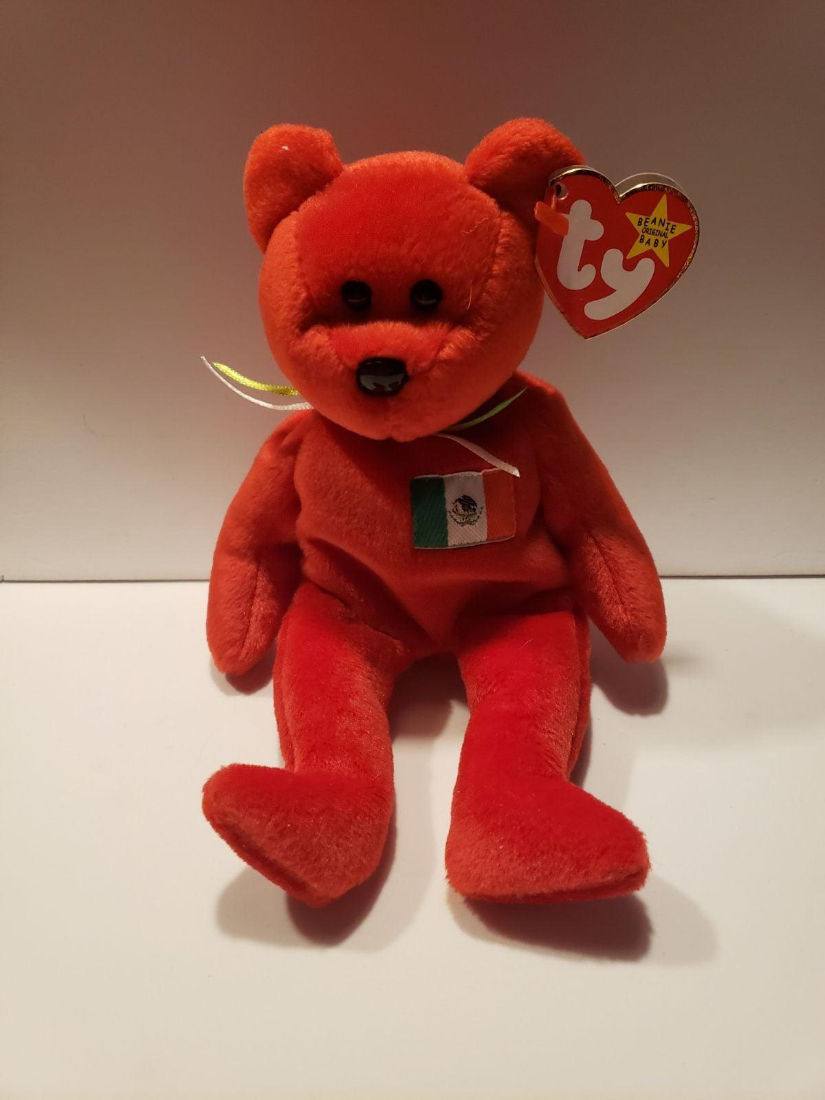 Osito Beanie Baby, 1999