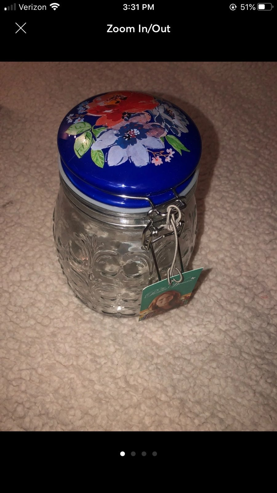Pioneer Woman cookie jar