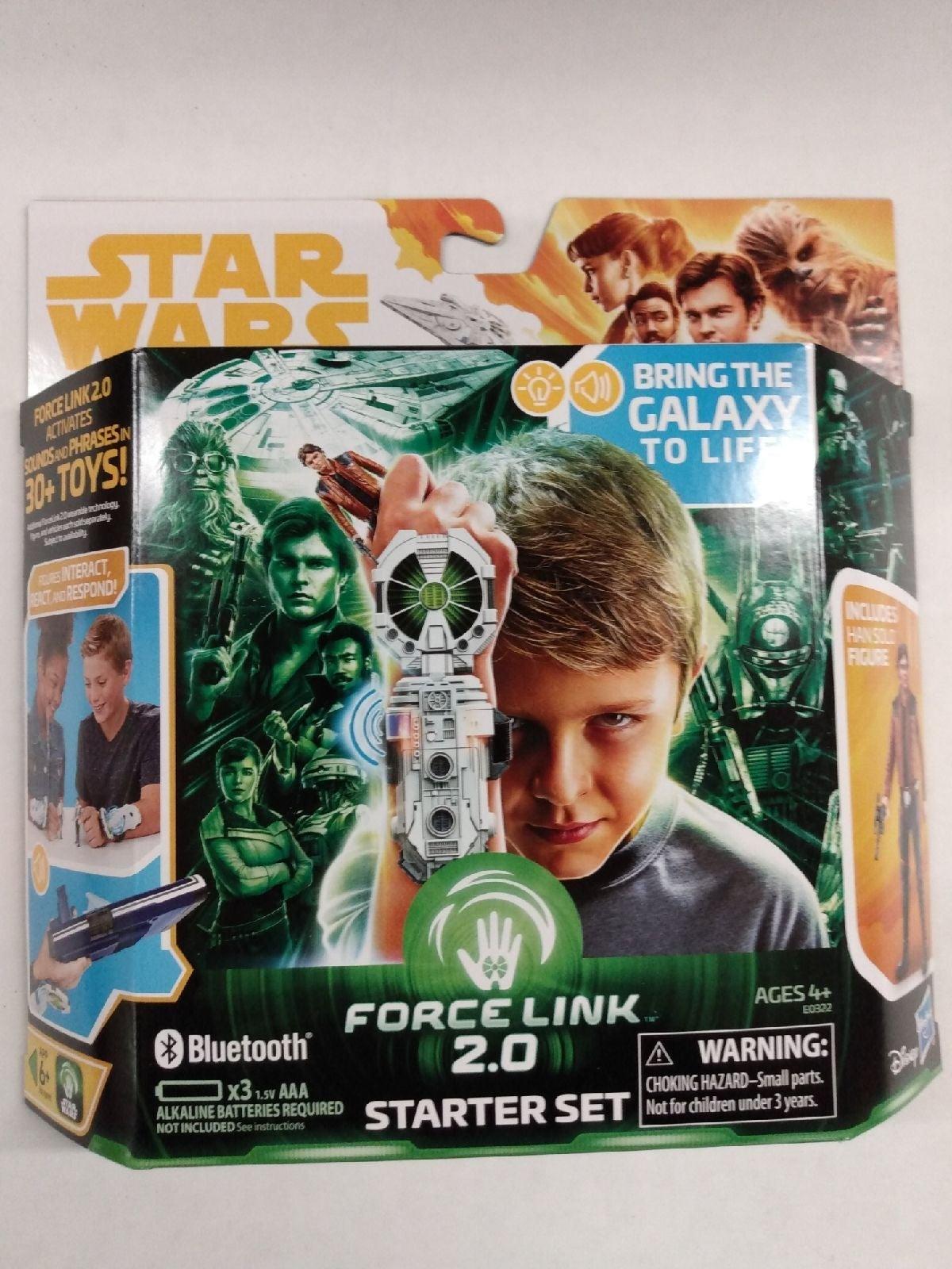 Star Wars Force Link 2.0 & Figure