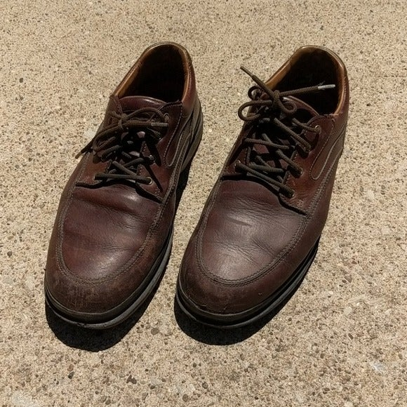 Red Wing 8637 Men's Oxford Leather Shoes