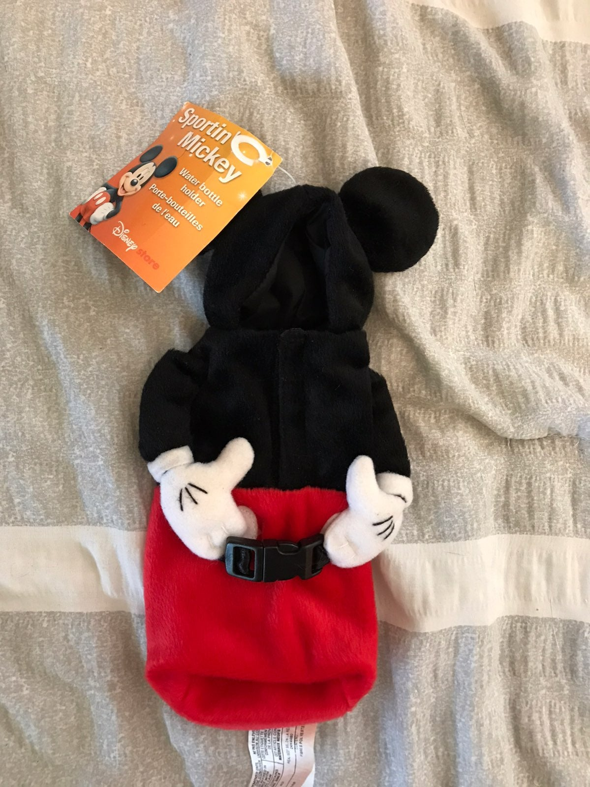 Mickey water bottle holder