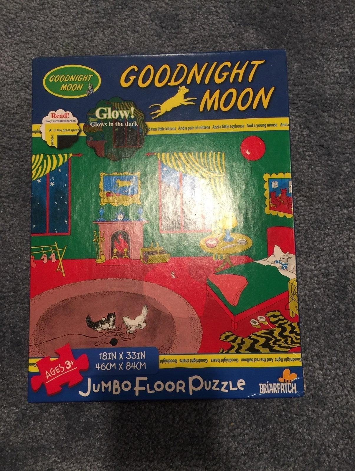 Goodnight Moon Jumbo floor puzzle