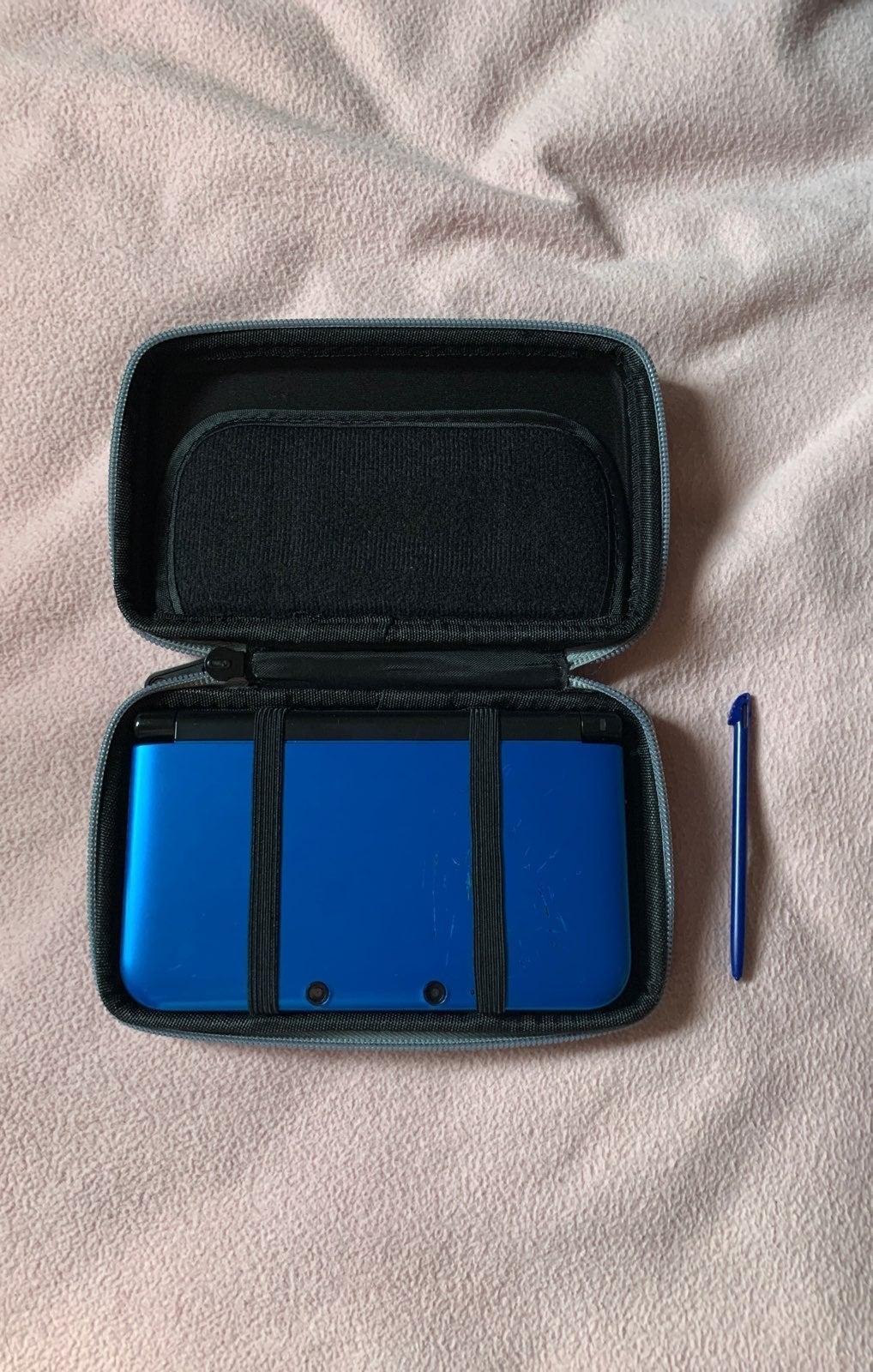 PLEASE READ Nintendo Blue 3DS XL