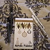 Paint Pens for Rock Painting, Stone