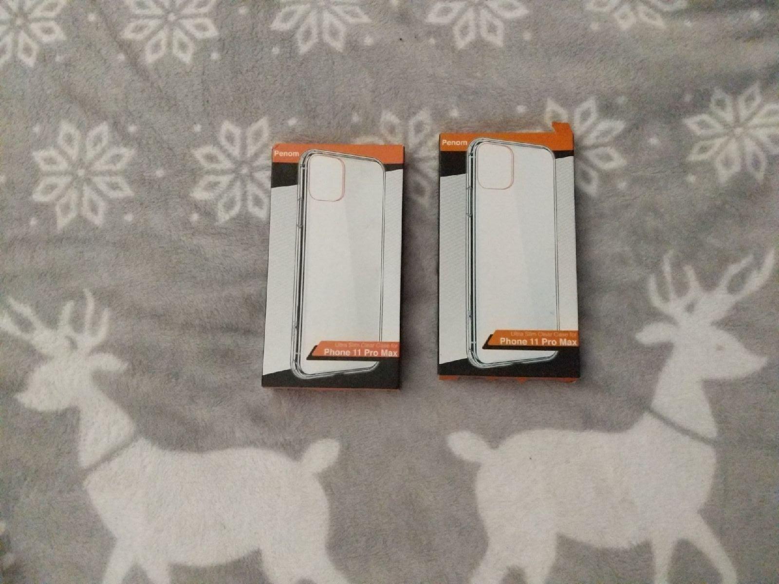 2 Penom Apple iPhone 11 Pro Max Cases
