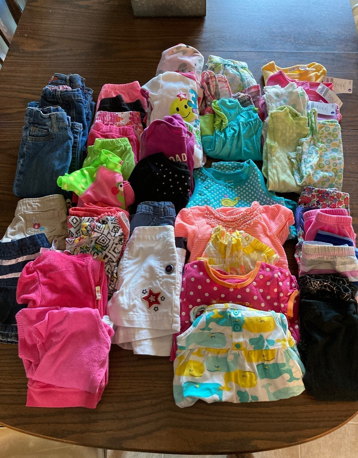 18 month girls clothes