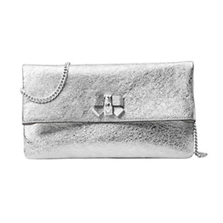 NWT! Michael Kors Everly MD Clutch