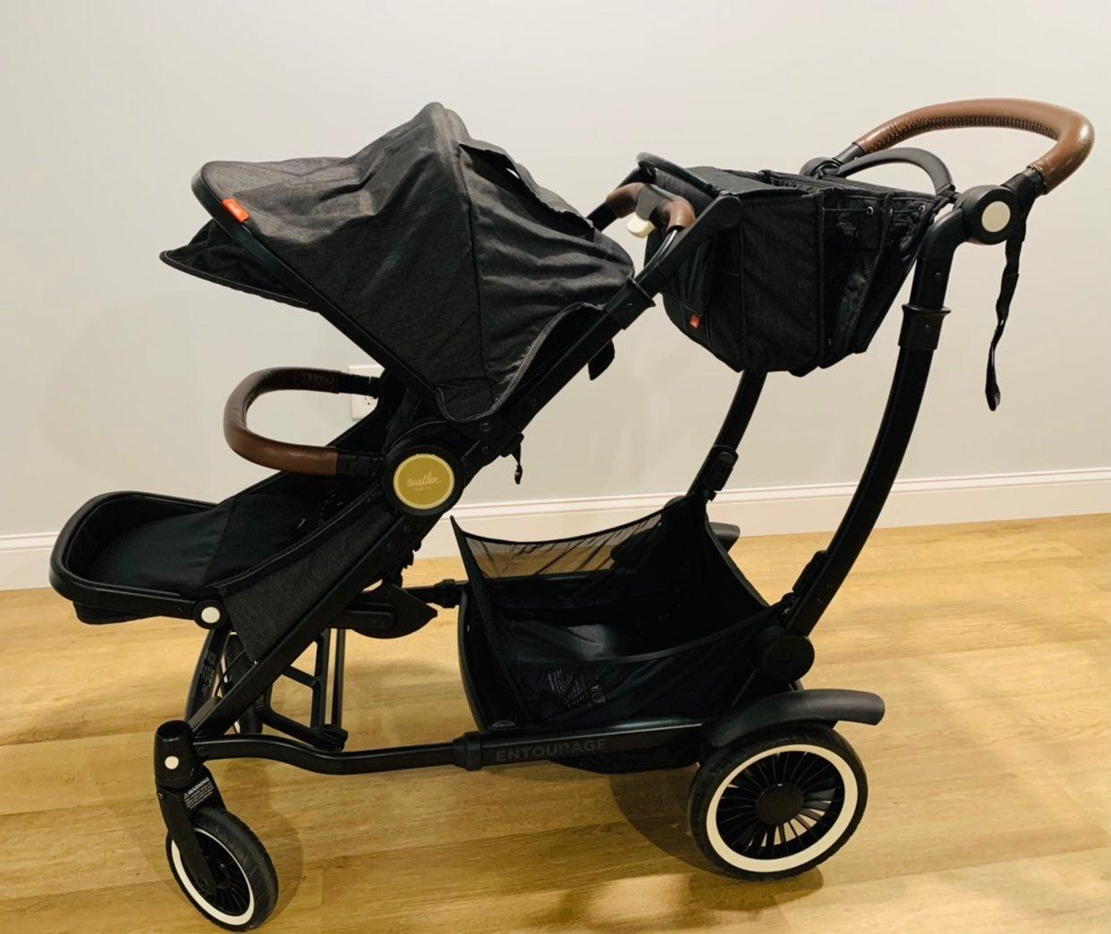 Austlen Entourage Expandable Stroller
