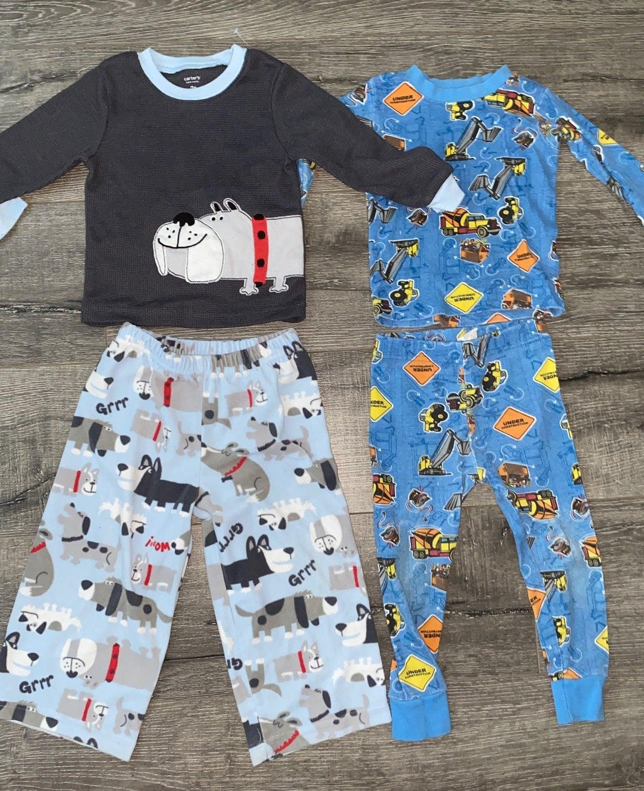 Pajamas boys set bundle