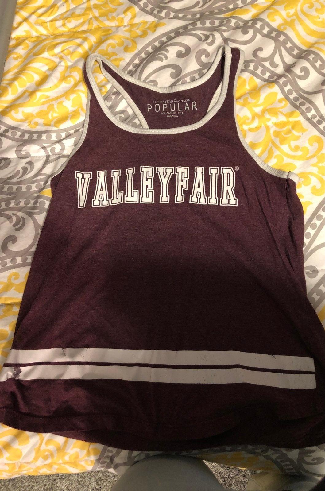 valleyfair tank