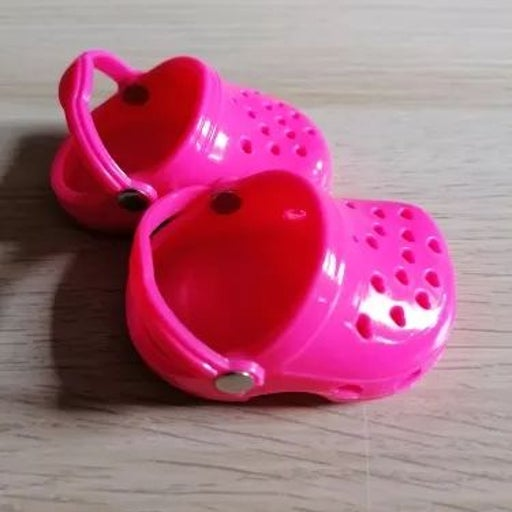 Baby doll Crocs Shoes For 43cm dolls