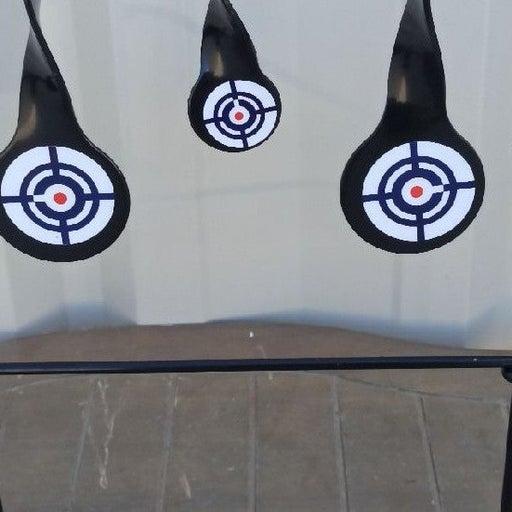 Crosman spinning targets