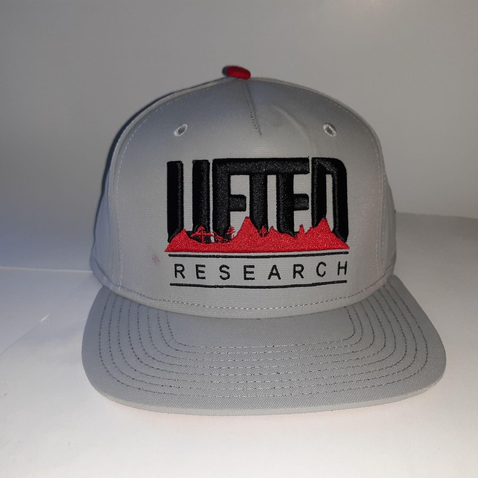 Lrg snapback hat(Gry)