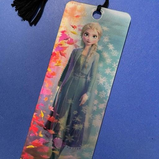 Frozen 2 Elsa & Anna 3D Bookmark
