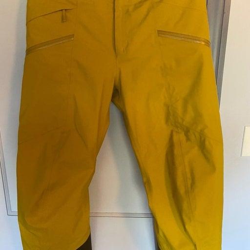 Arc'teryx AR Alpha men's snow pants
