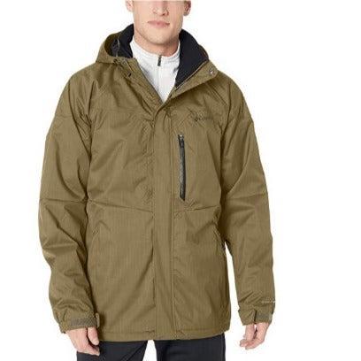 NEW! Columbia Alpine Action Jacket Mens
