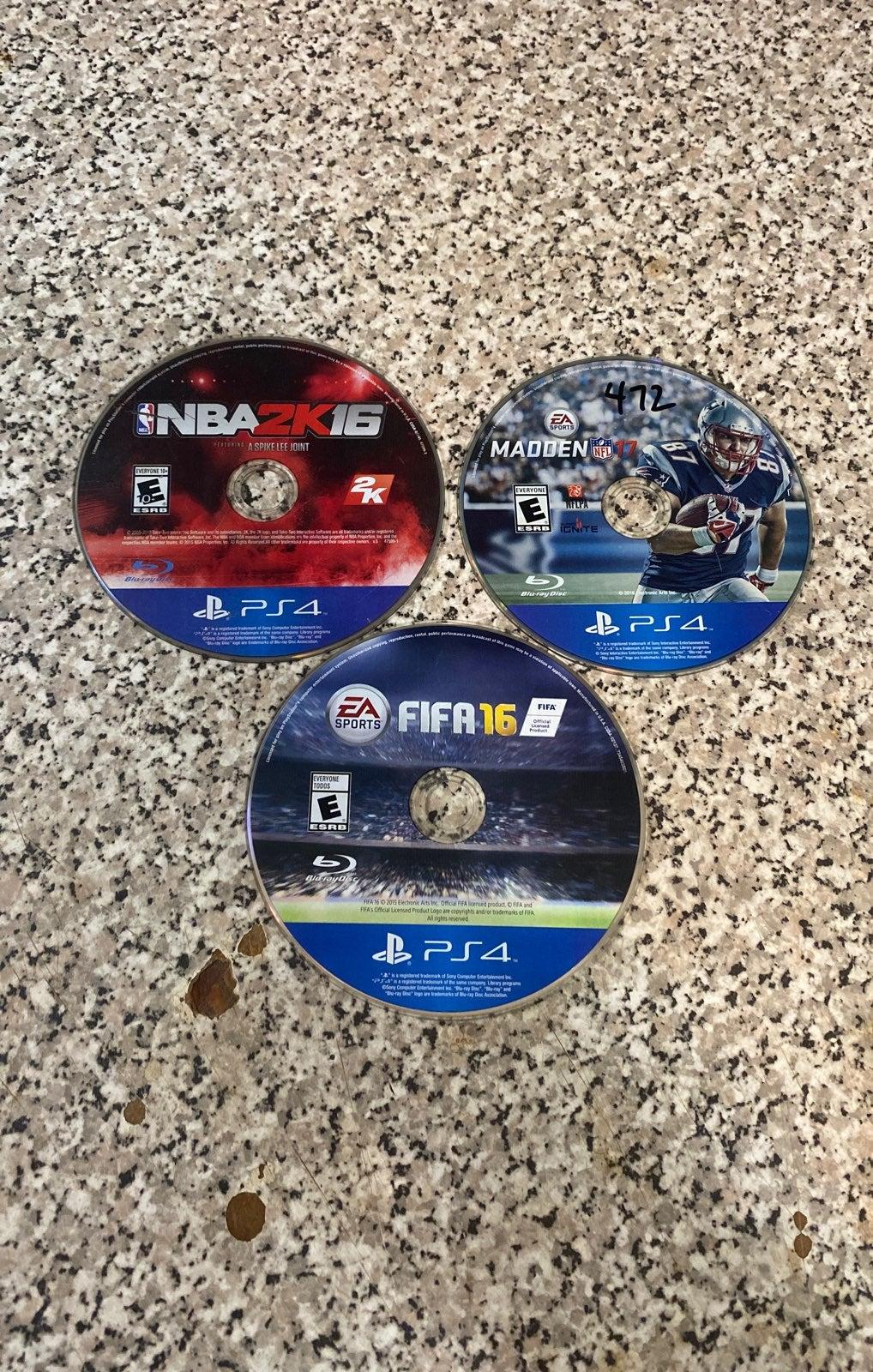 Playstation four game bundle
