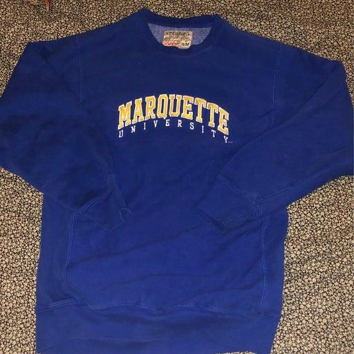 Marquette College Sweatshirt