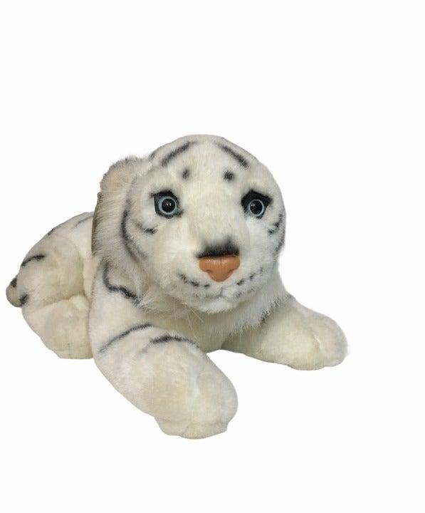 Vintage 1992 Soft Classics White Tiger
