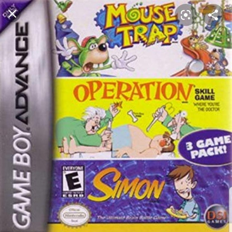 ☆EUC 10/10 Simon/Operation/Mousetrap☆