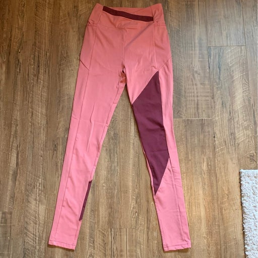 pink gymshark leggings Perfect Condition