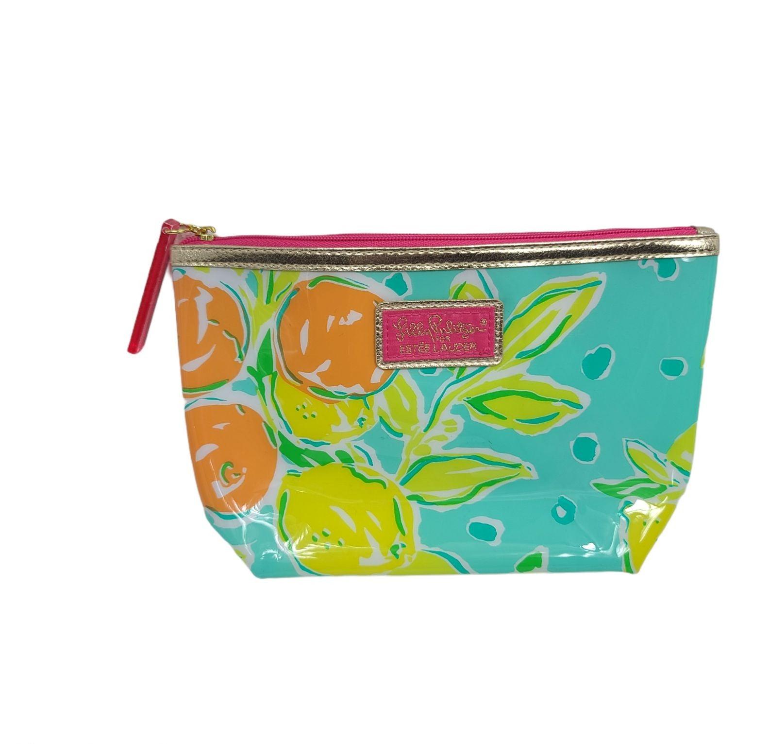 Lilly Pulitzer X Estee Lauder MakeUp Bag