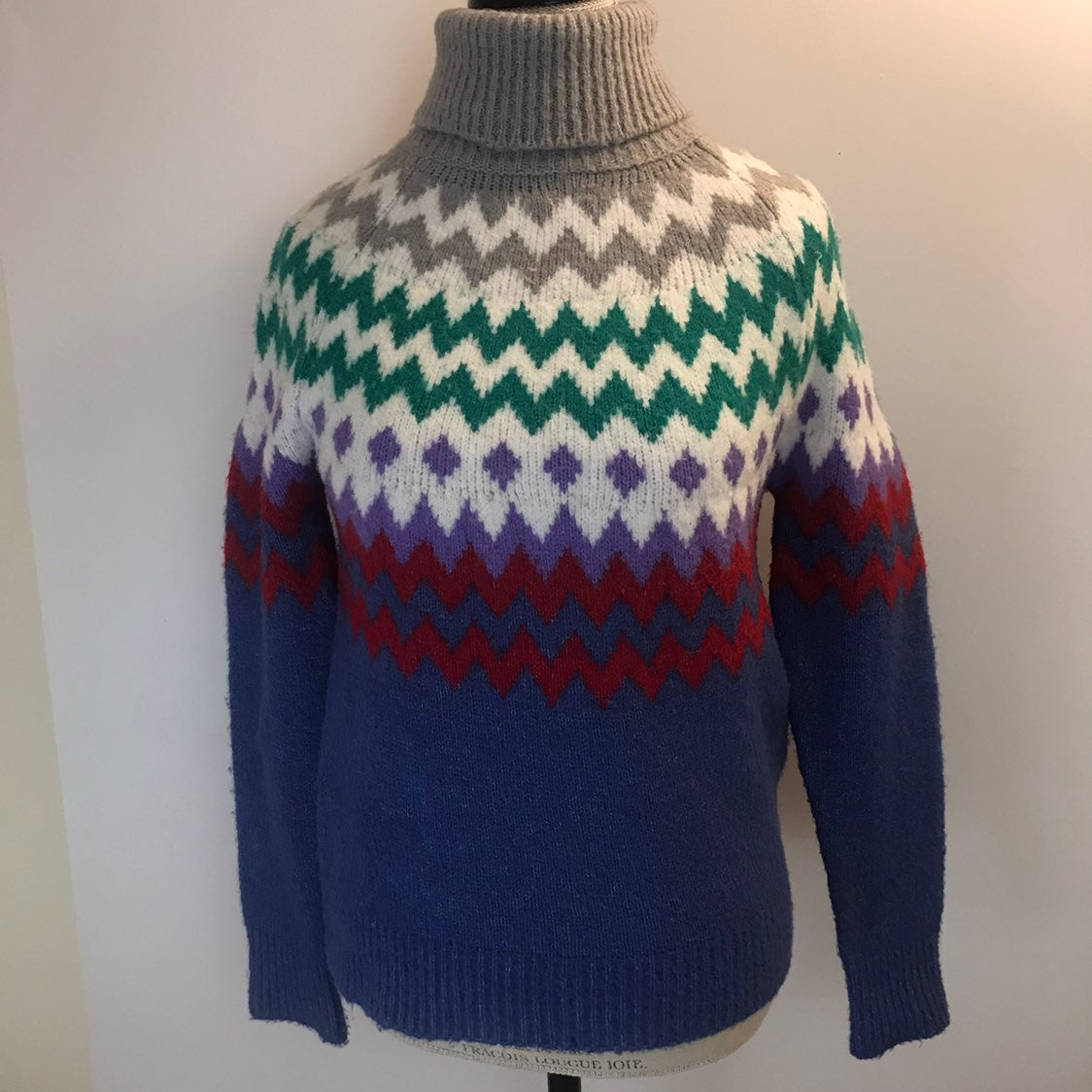 Urban Outfitters Fair Isle Sweater XS