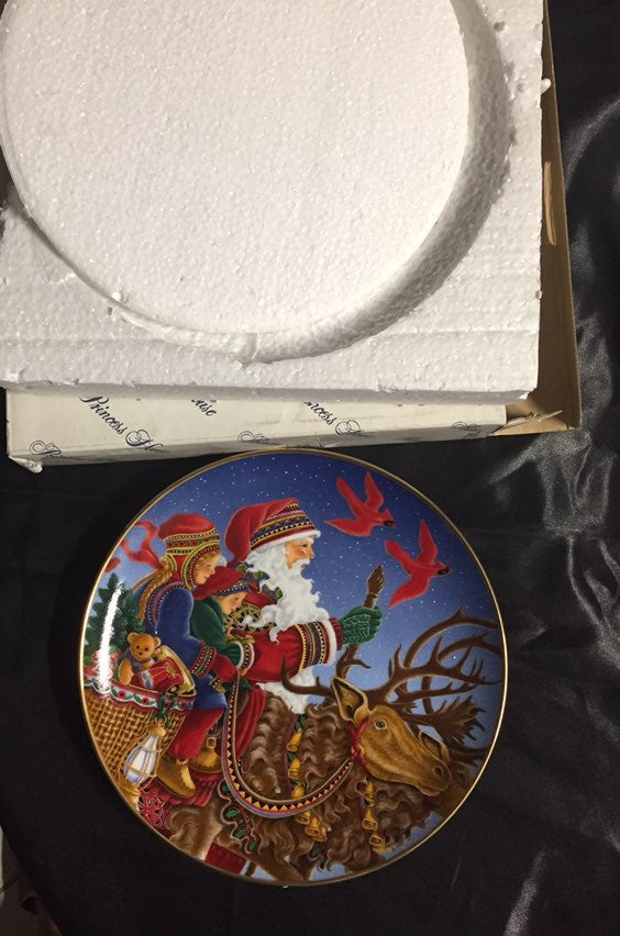 Princess House Collectors Plate