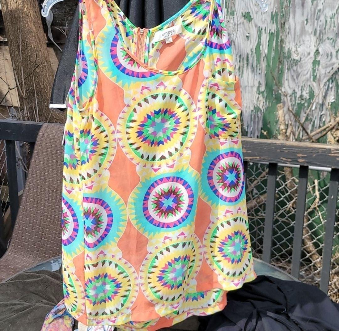 Women's jcpenny tank blouse