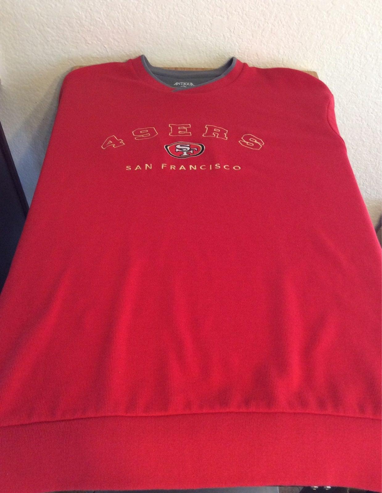 San Francisco 49ers Vintage Crewneck XXL