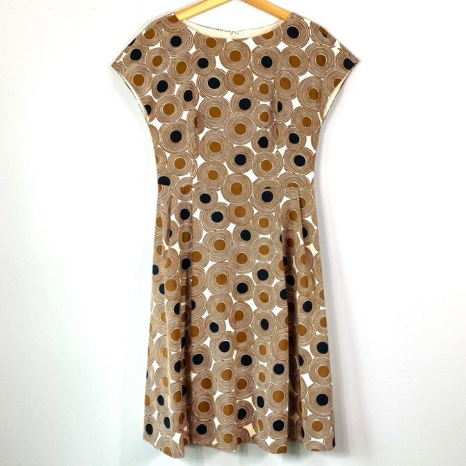 Vintage Geometric Anne Klein Dress 10