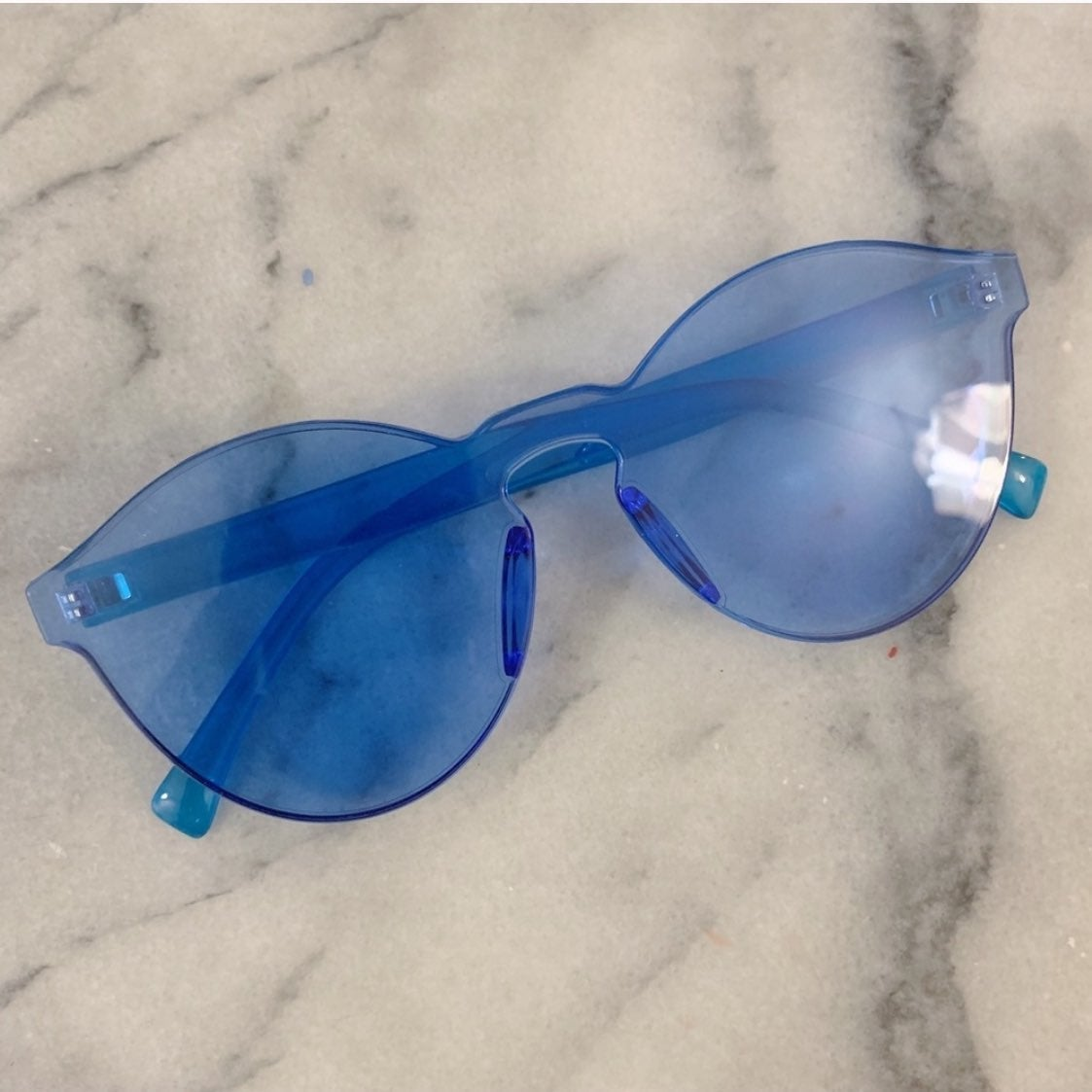 NWT Urban Outfitters Blue Sunglasses