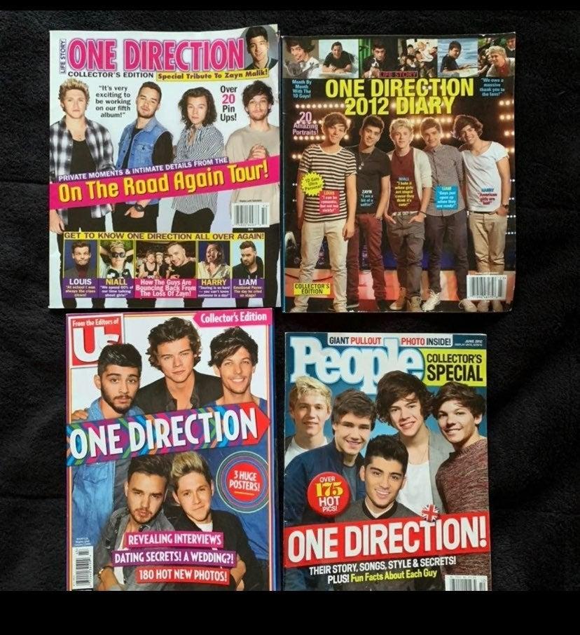 One Direction Collectors Magazine Bundle