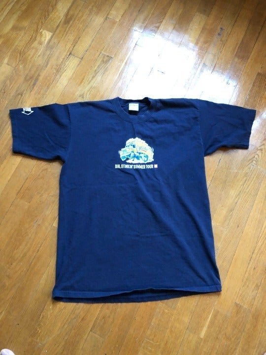 Blink 182 Green Day 2002 Tour Tee
