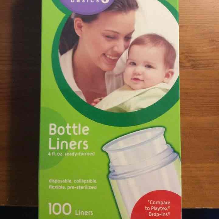 Bottle Liners 4 fl. Oz. Ready formed