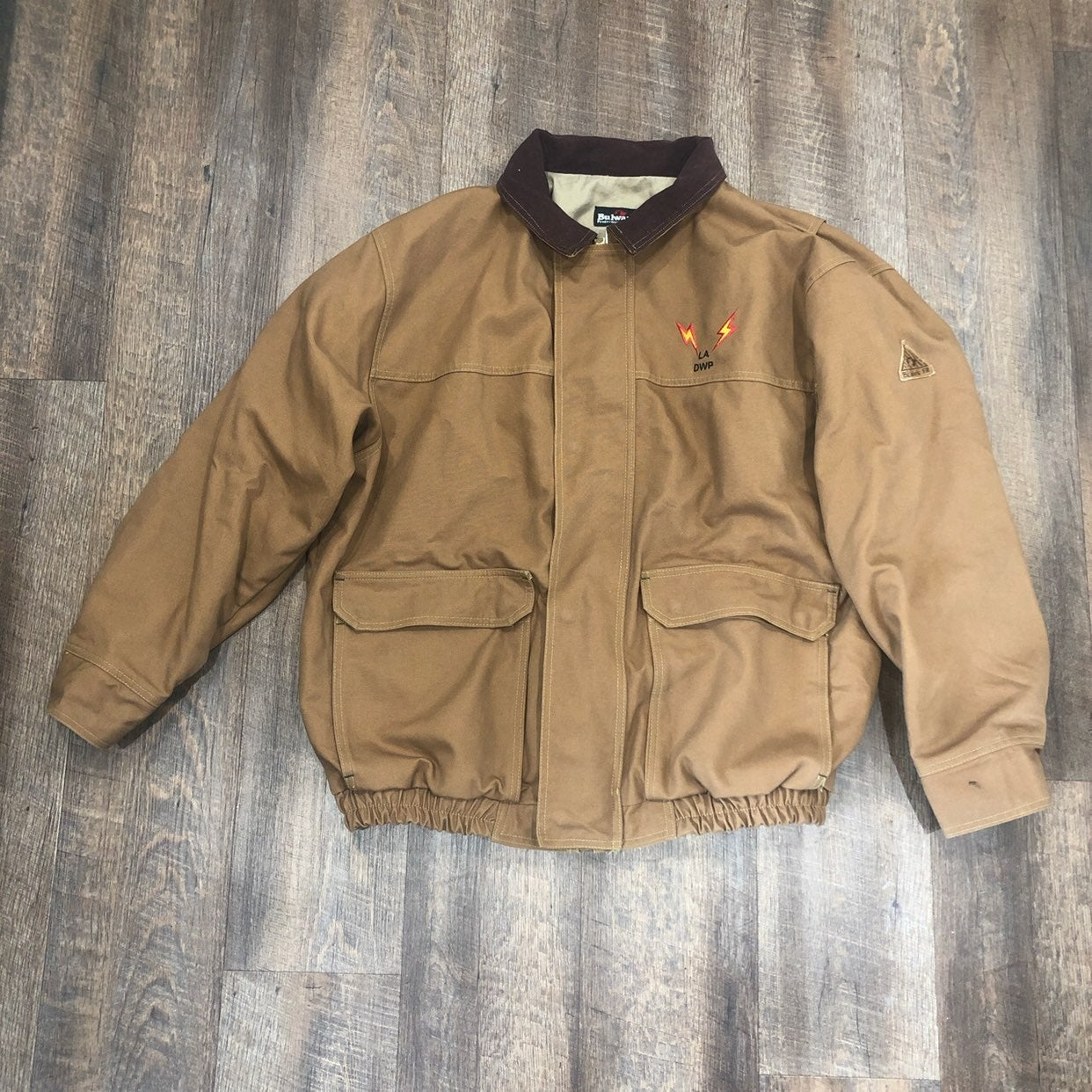 Bulwark protective apparel Jacket