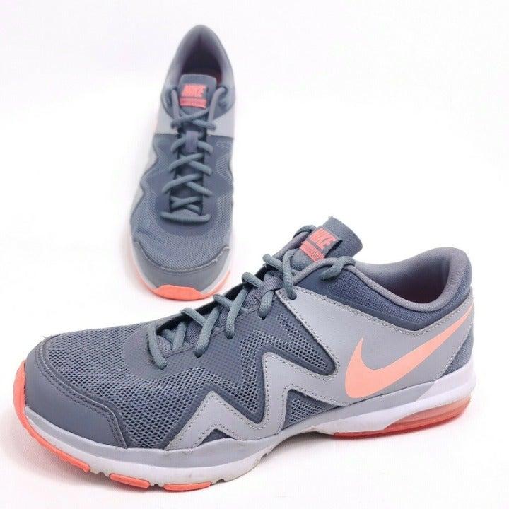 Nike Air Sculpt TR 2 Womens 9 Gray Pink