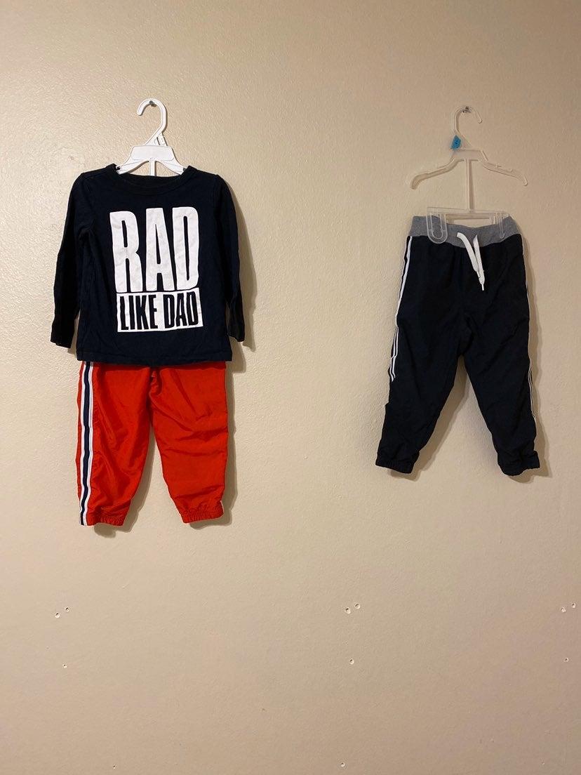 Toddler Clothing Set