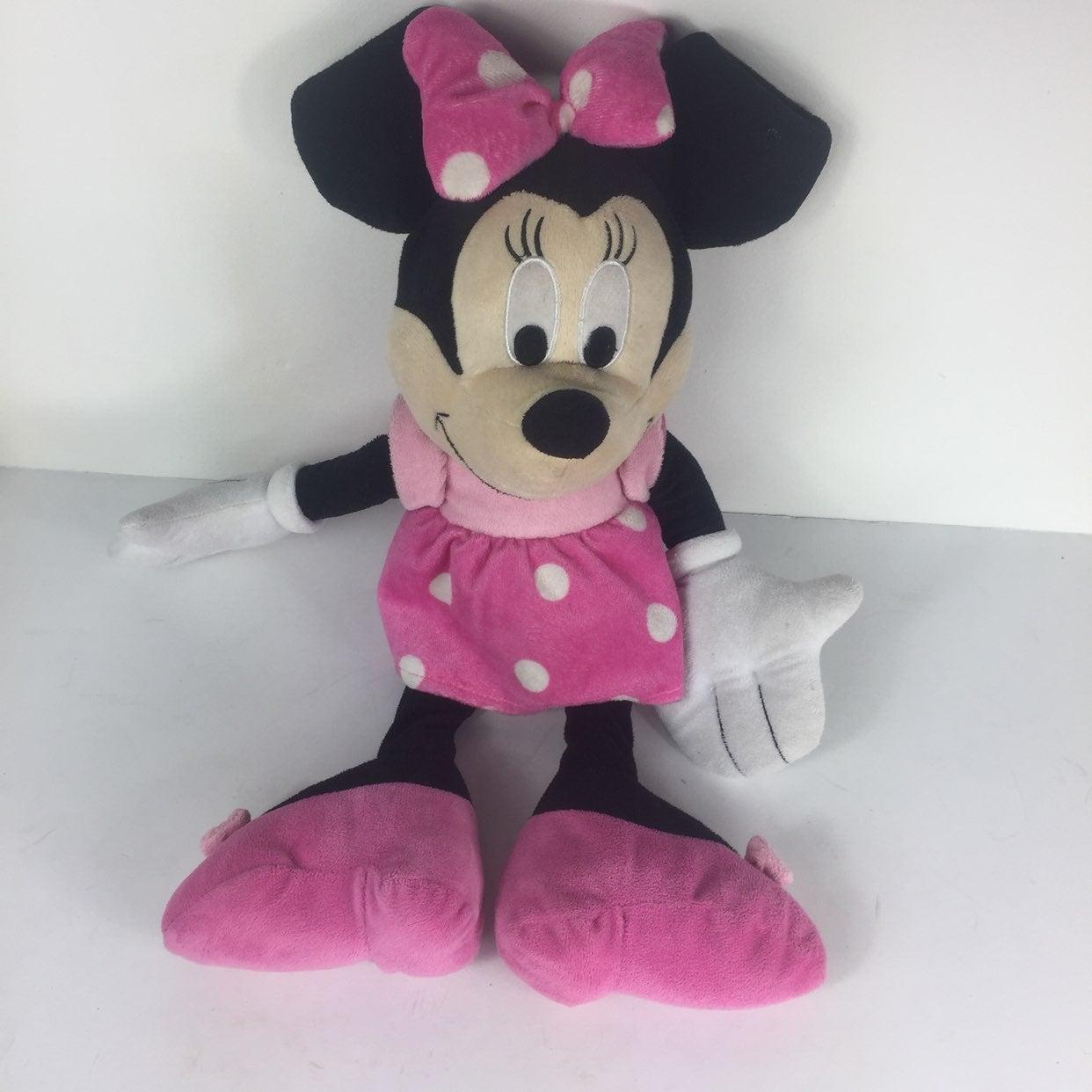 Disney Minnie Mouse Plush Stuffed Doll