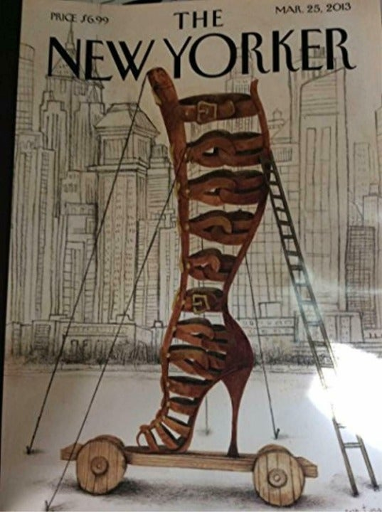 The New Yorker Magazine March 25 2013