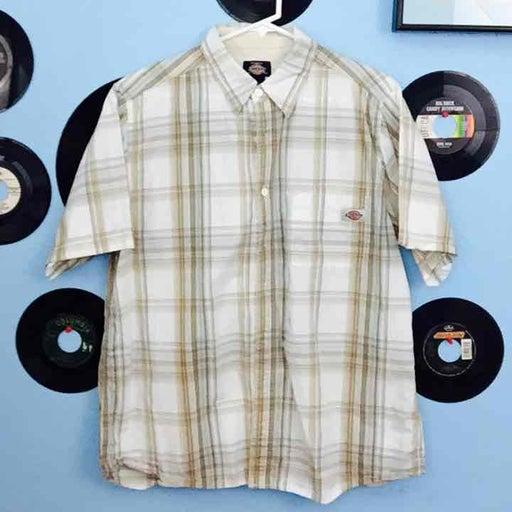 Dickies brand men's shirt
