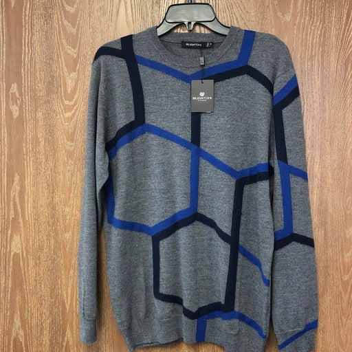 Men's Bugatchi Sweater M