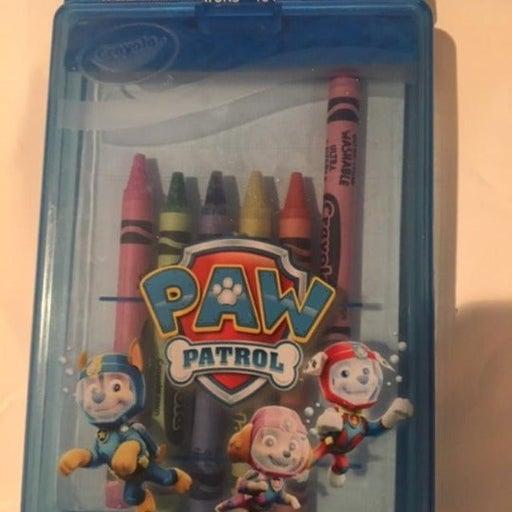 Paw Patrol Kids activity set