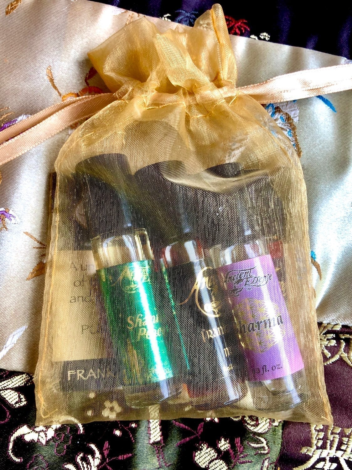 Ancient Essence Essential Oils Roll-Ons