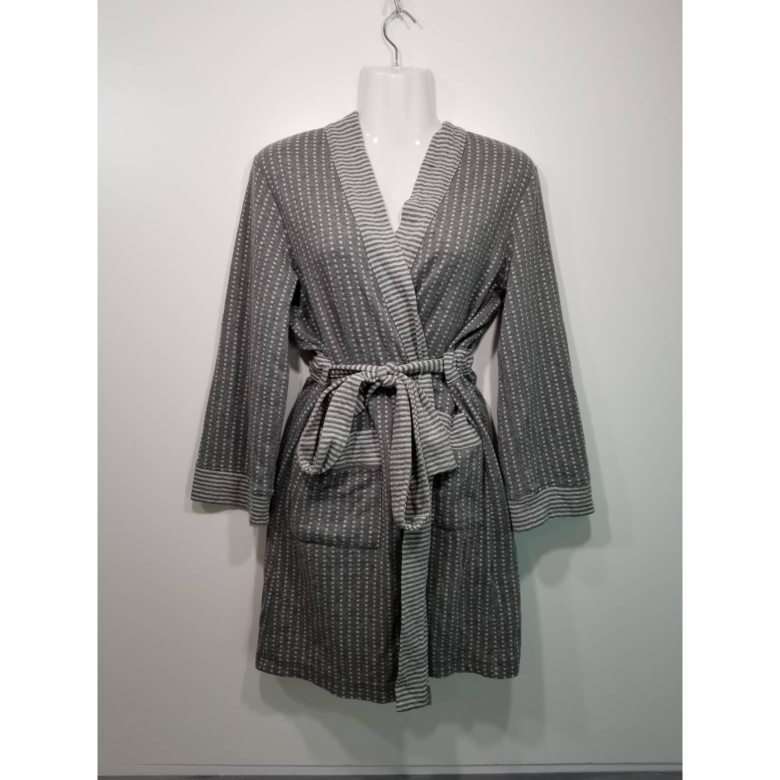 Charter Club Knit Robe, XS